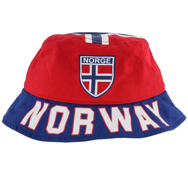 Bilde av Supporterhatt  'Norway'