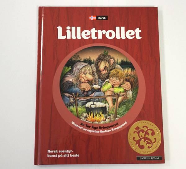 Bilde av Lilletrollet