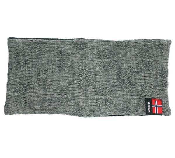 Bilde av Pannebånd, vrangrosa, grå