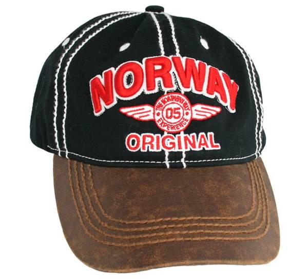 Bilde av Caps sort, 'Norway original'