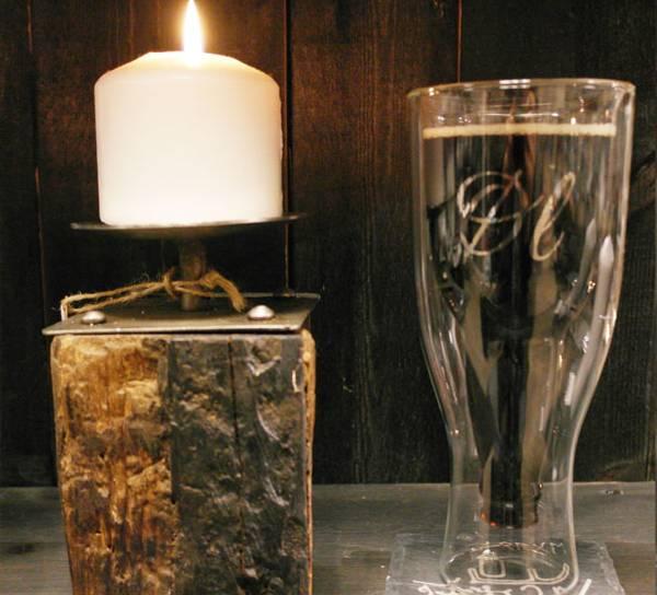 Bilde av Ølglass dobbeltglass
