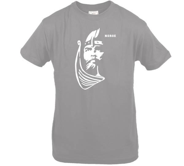 Bilde av T-skjorte. Viking, grå