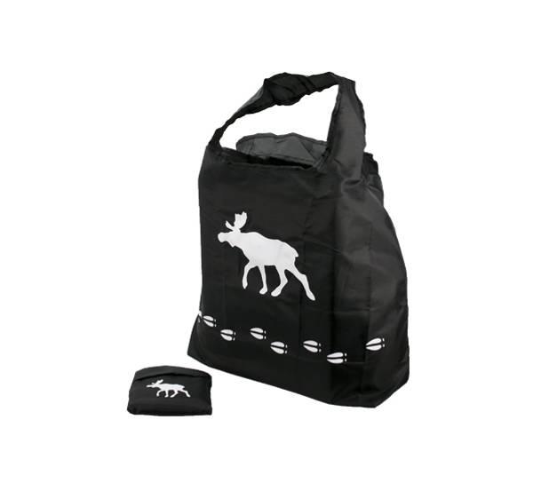 Bilde av Handlenett med elg, sort